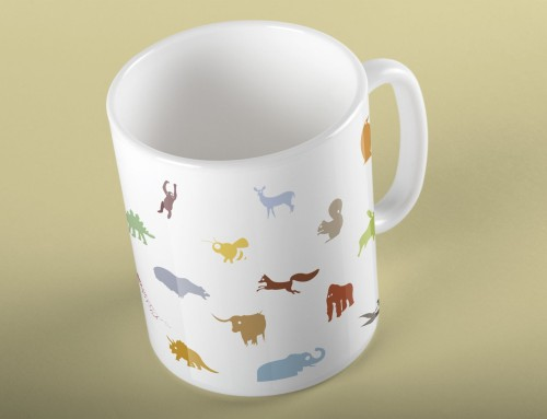 Animal Mugs For Sale