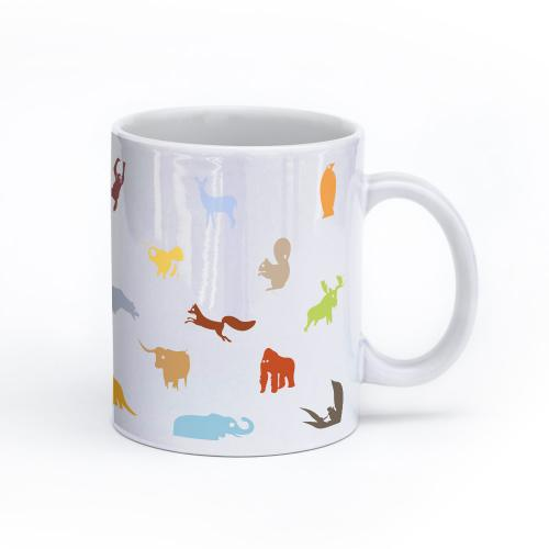 animal mug 11oz color right