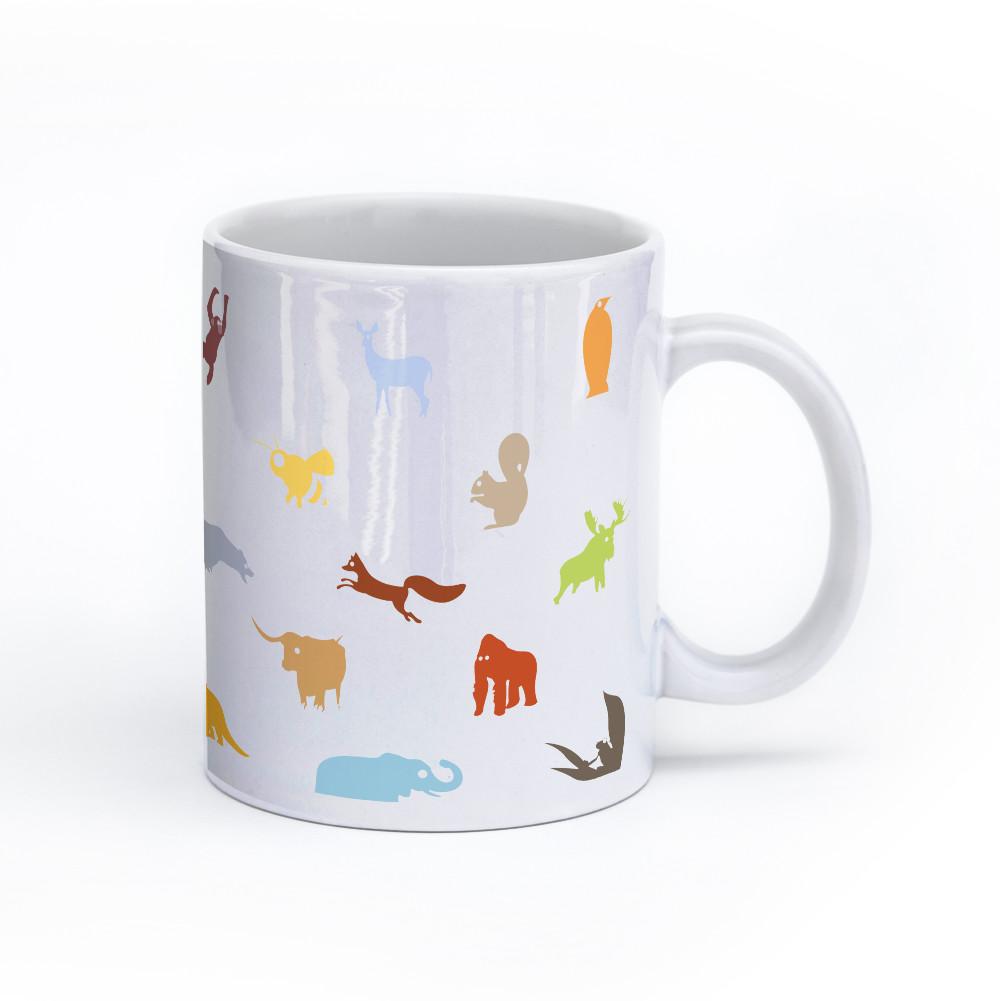 animal mug 11oz color right