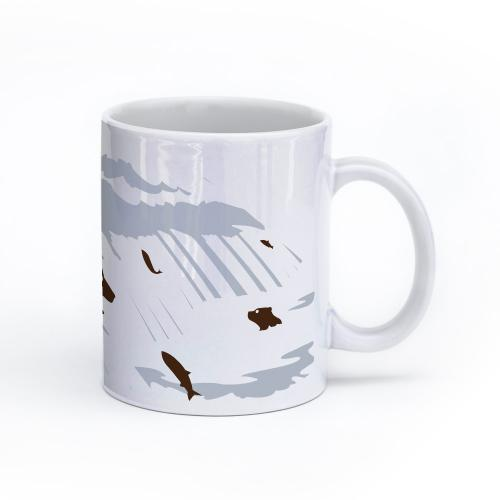bear mug 11oz right