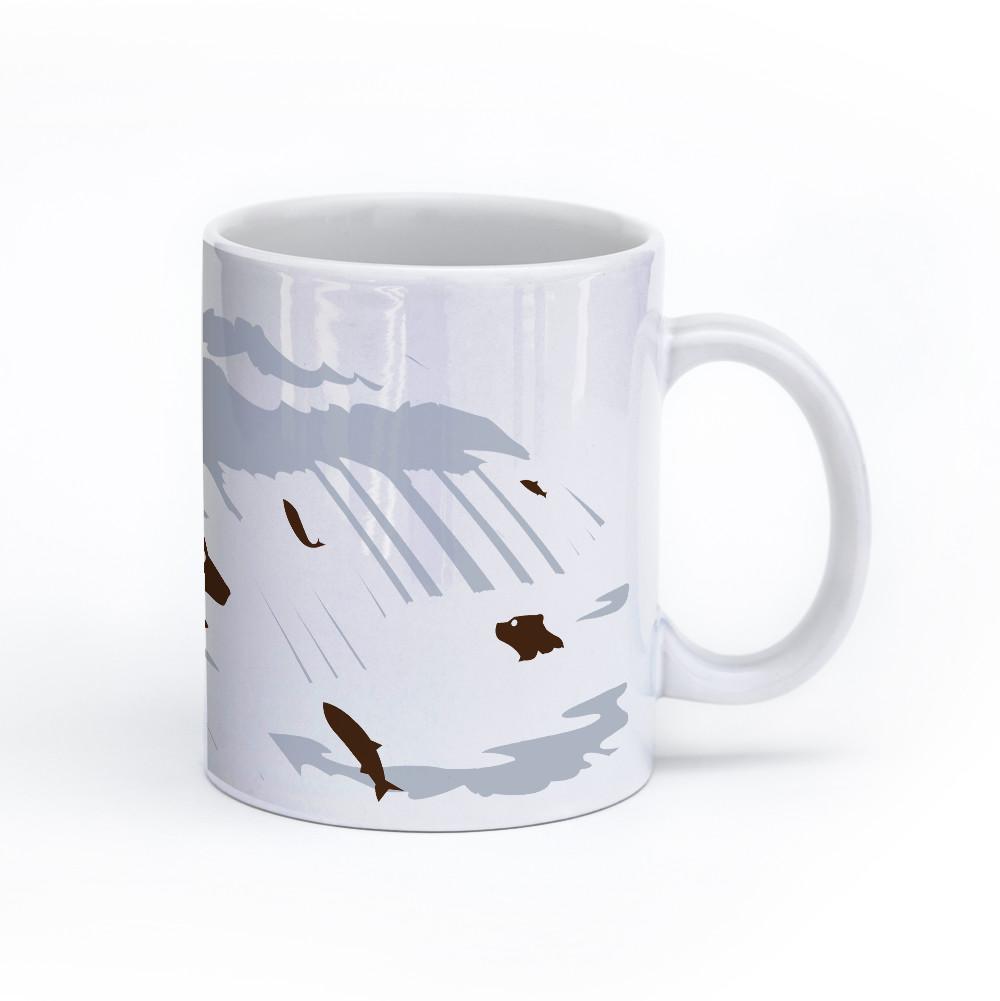 bear mug 11oz right