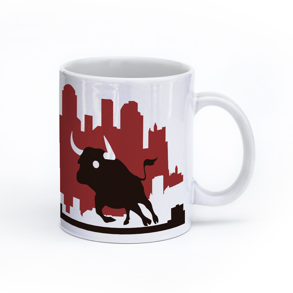 bull mug 11oz right