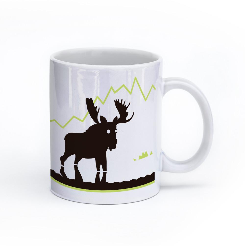 moose mug 11oz right