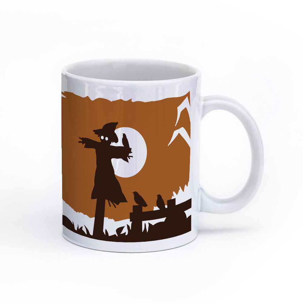scarecrow mug 11oz right