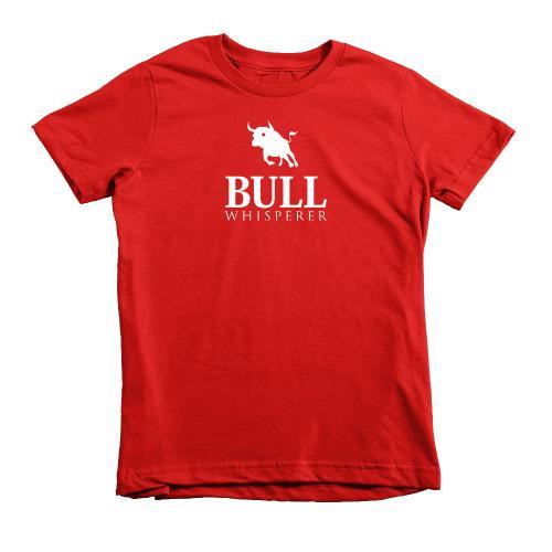 kids bull shirt