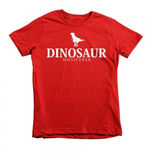 kids t rex shirt