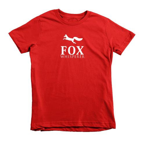 kids fox shirt
