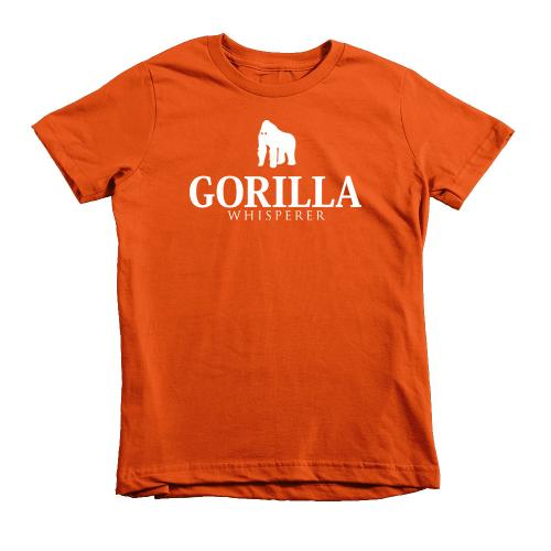 kids gorilla shirt