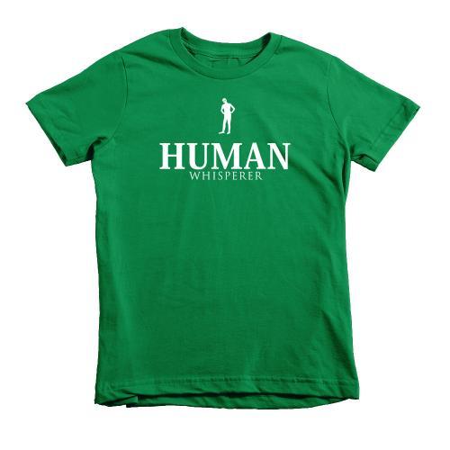 kids green shirt
