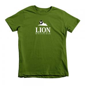 kids lion shirt