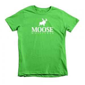 kids moose tshirt