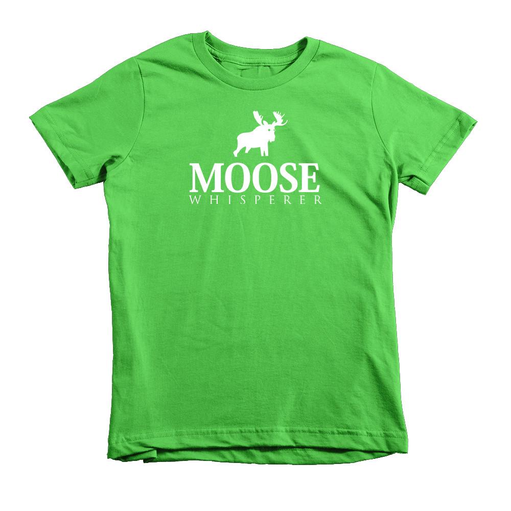 kids moose tshirt