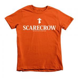 kids scarecrow tshirt