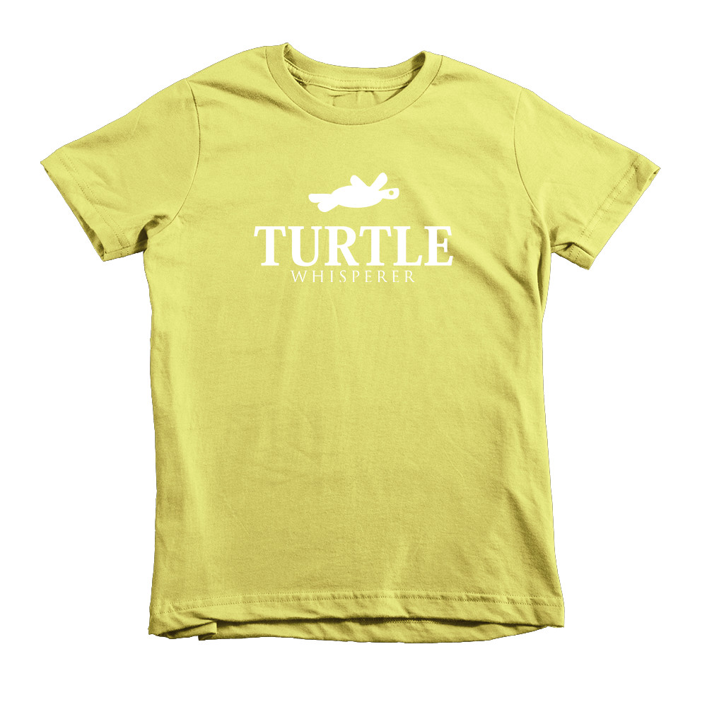 kids turtle tshirt