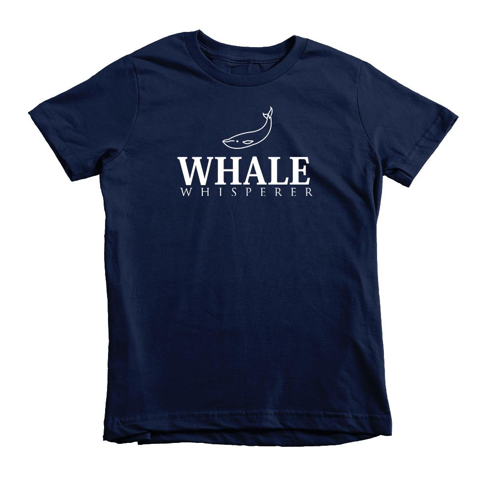 kids whale tshirt
