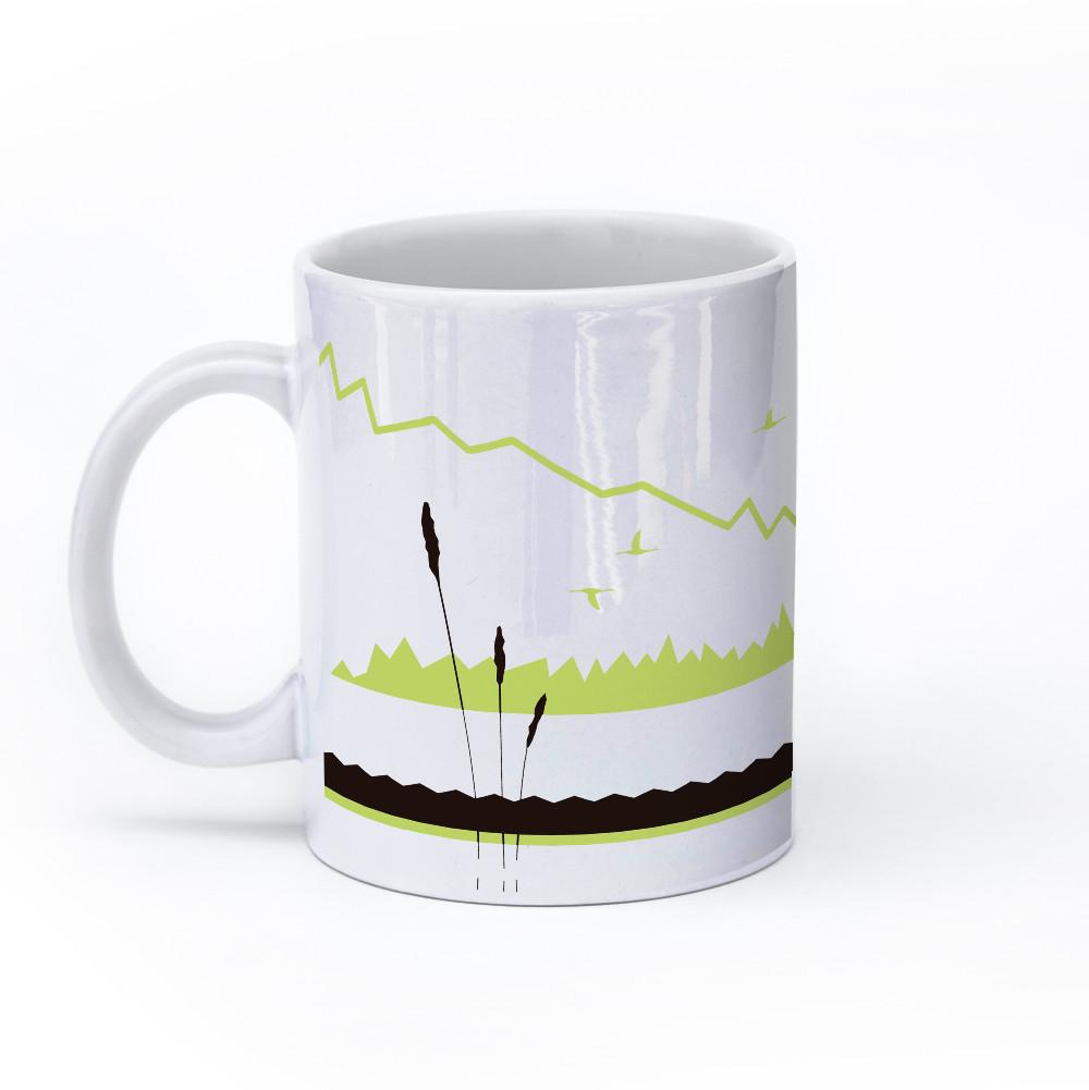 moose mug 11oz left